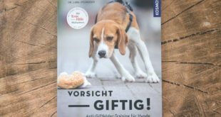 Giftkoedertraining-Buch
