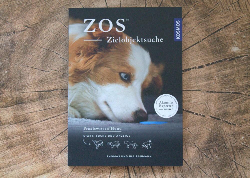Zielobjektsuche-Buch